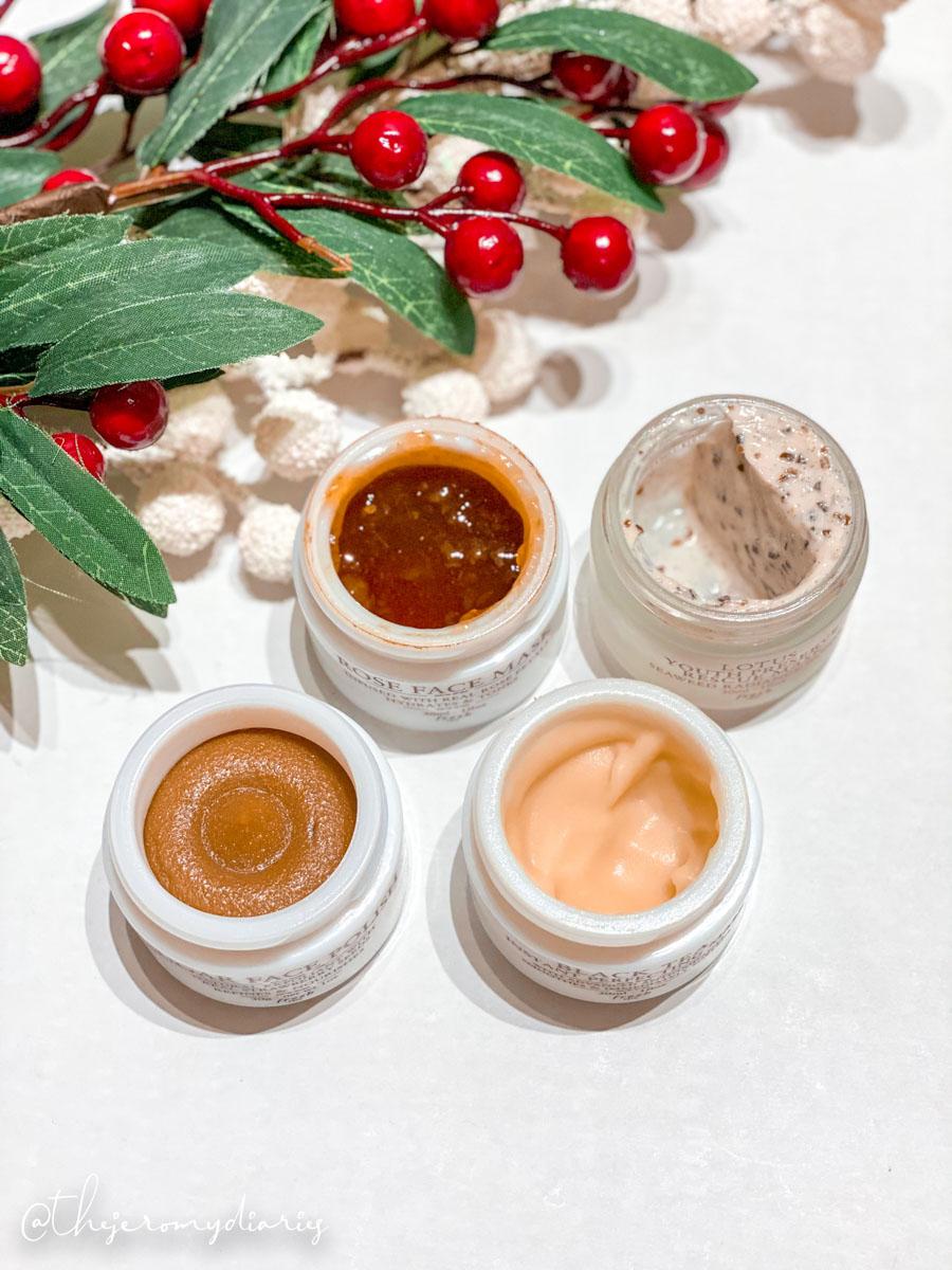 fresh beauty face masks