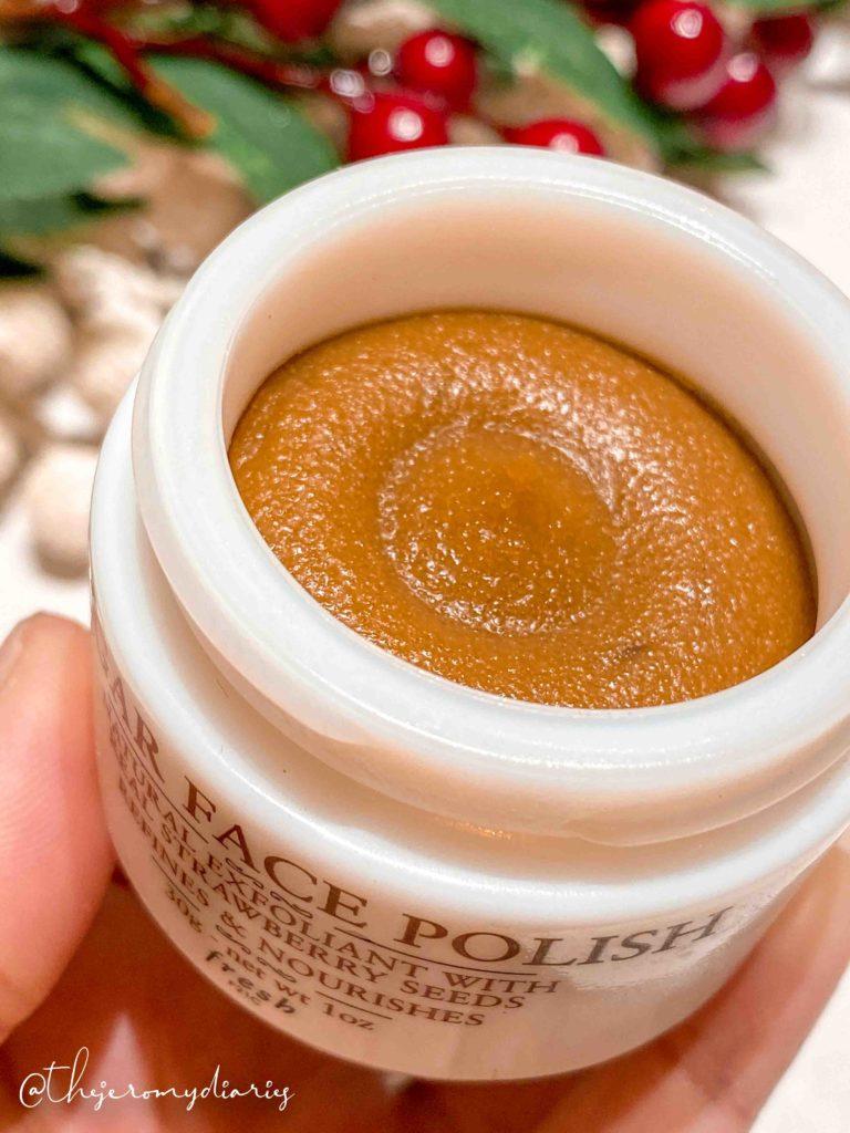 fresh beauty sugar face polish review