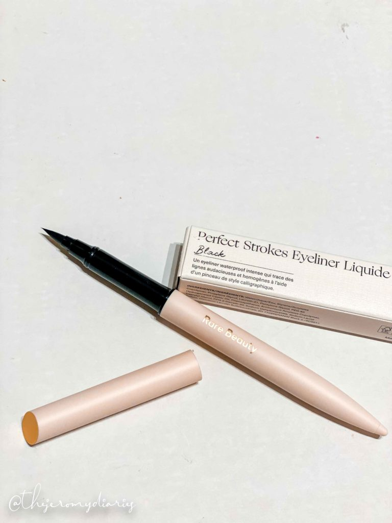 rare beauty favourites eyeliner review